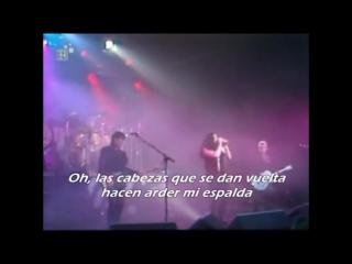 The Cult - She Sells Sanctuary (Subtítulos español)