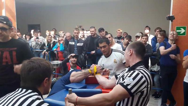 Алексей Шишлов Кесов Эдгар 100 кг 2 поединок Самсон 42