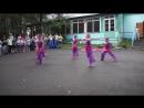 Танец 5 отряда на линейке открытия 3 смены 2017