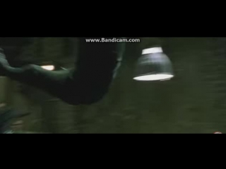 The Matrix Reloaded [[ Neo VS Seraph ]] - (HD)