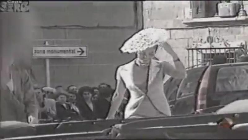 Инес Састре Голая - Ines Sastre Nude - 2000 OOPS Wedding