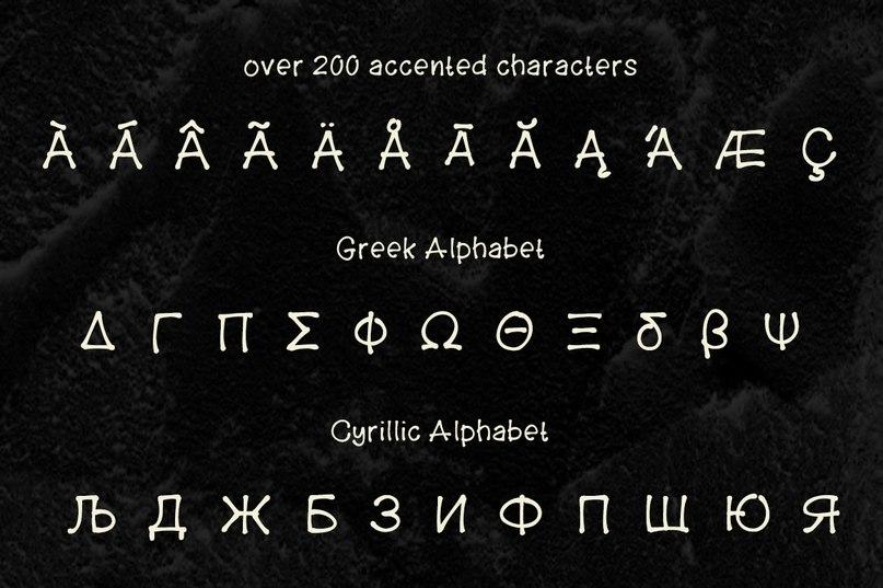 Download Skellyman font (typeface)
