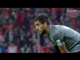 Чемпионат Испании 2017-18 / Primera Division / 4 тур / Атлетико (Мадрид) – Малага (Малага) [720, HD]