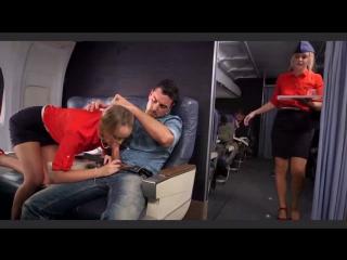Alexis adams stewardess { all sex new porn 2017 uniform milf}