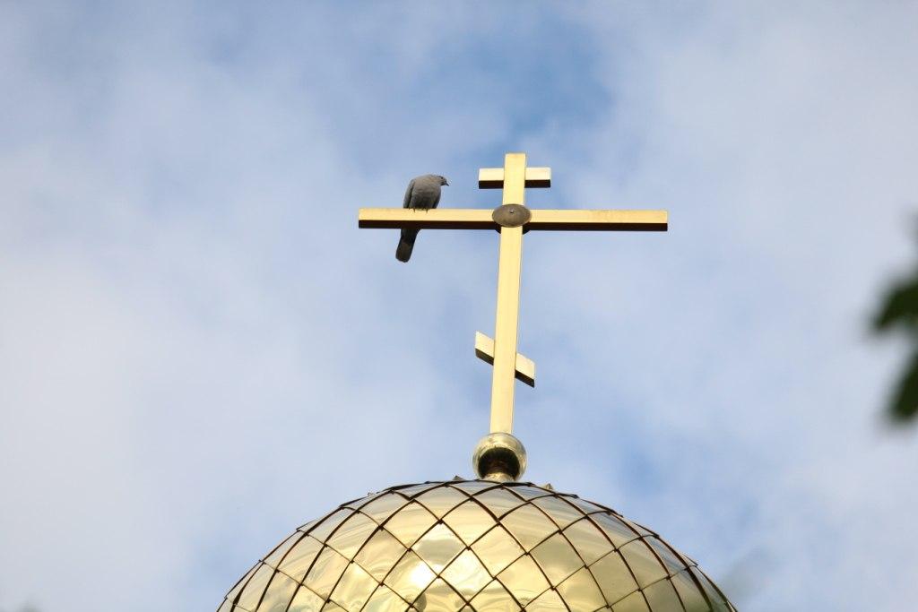 Молебен русским святым и кандидатам в святые прошел в столичном храме