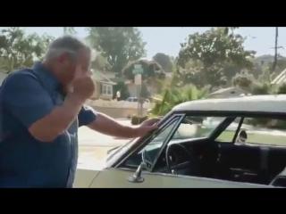 Подарил отцу машину, которую пришлось продать 20 лет назад (VHS Video)