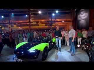 Топ Гир сезон 23 серия 5. Британские автомобили