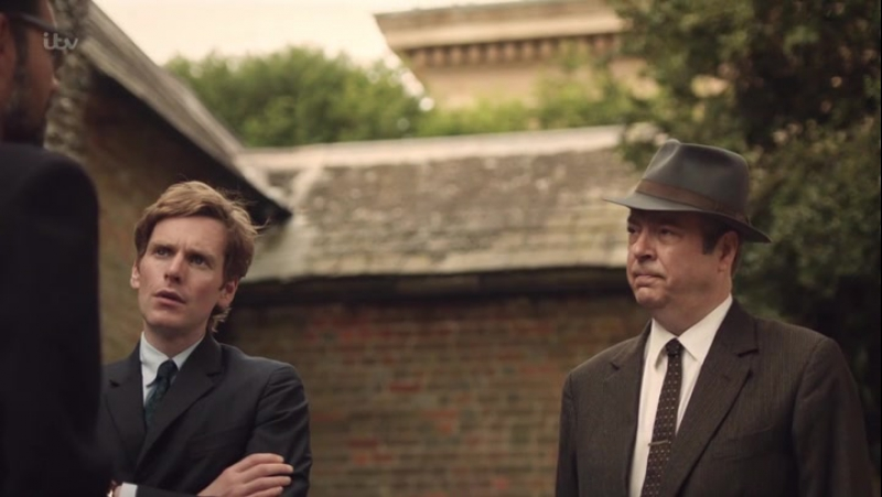 Endeavour. S04E02. Canticle.