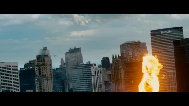 Фантастическая-Четвёрка-Человек-Факел-Джони-Против-Серебряного-Сёрфера-Украинский-С-Субтитрами