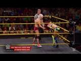 Charlotte  Sasha Banks vs. Emma  Dana Brooke_ WWE NXT, July 8, 2015