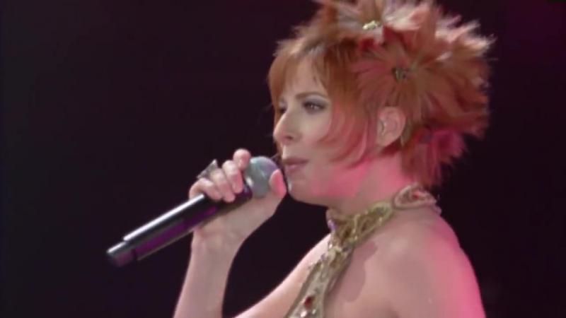 Mylène Farmer - California (Live the Avant que l'ombre… à Bercy Tour, 2006)