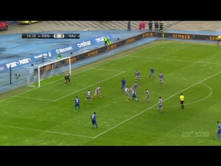 Dinamo - Hajduk 0-0, sazetak (HNL 11. kolo), 02.10.2016. Full HD