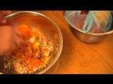 Как приготовить фаршированный перец. - How to cook stuffed peppers.
