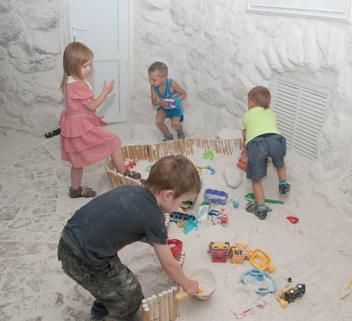 Детская соляная комната Днепр