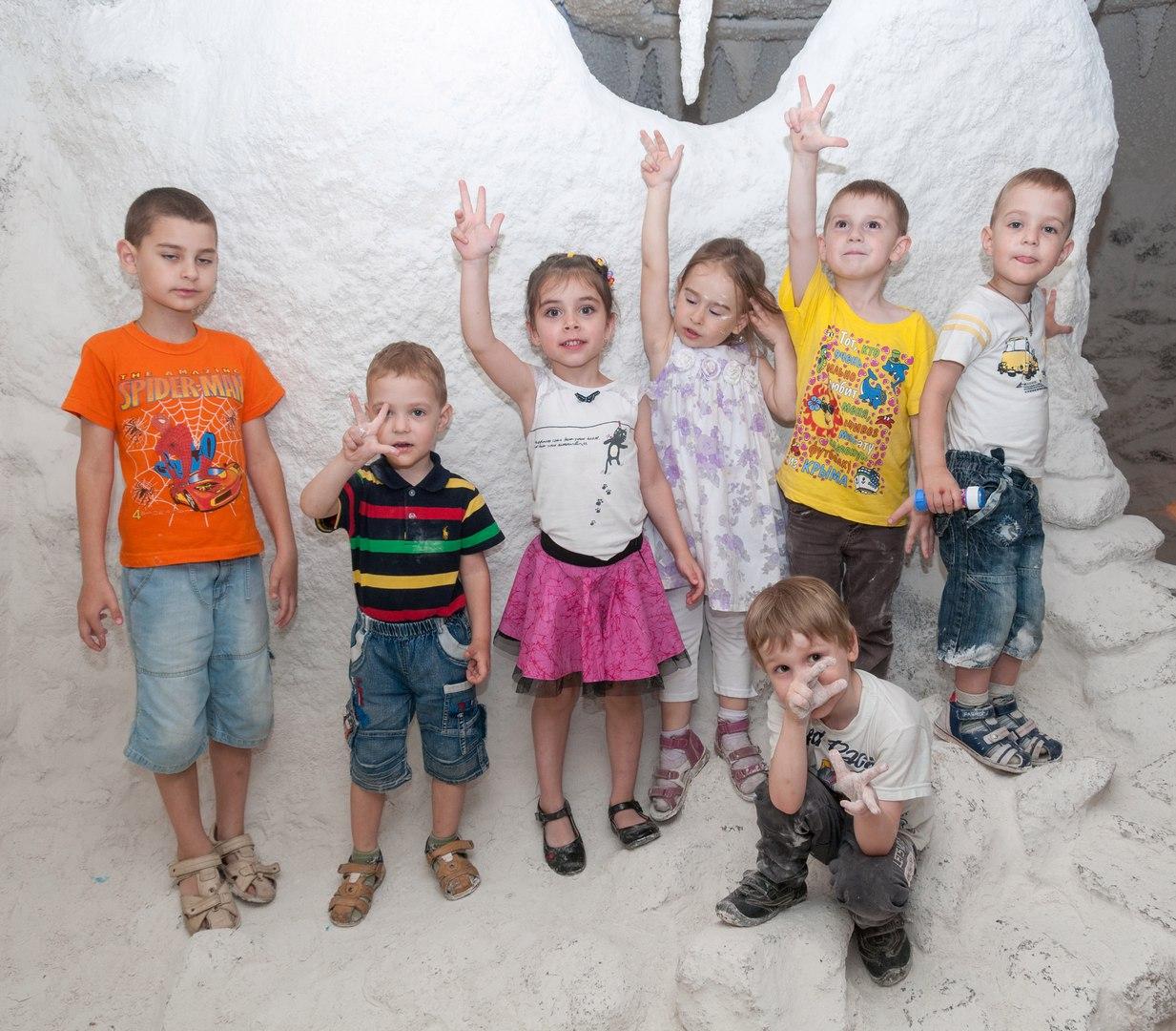 Соляная комната для детей Днепр
