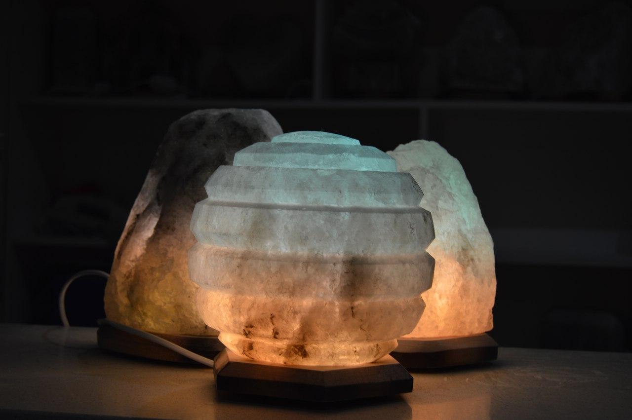Соляная лампа Днепр