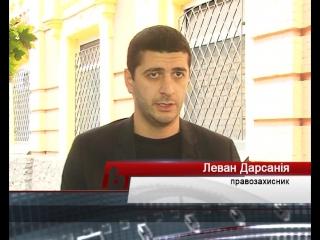 Пытки работниками новой полиция г. Харьков