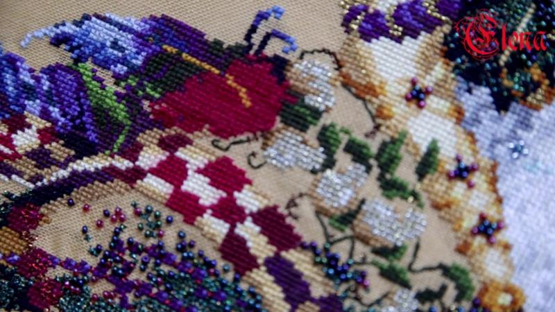 Мирабилиа/Santa's Magic MD15 by Nora Corbett.