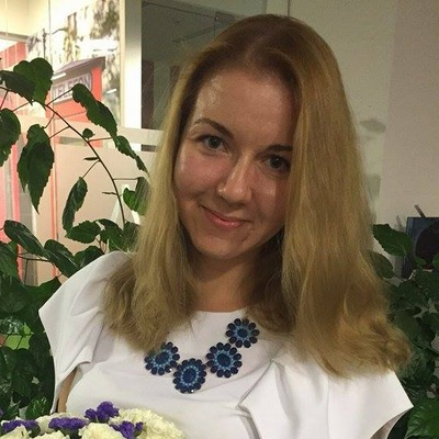Дарья Горюнова
