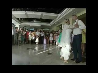 Постановка першого весільного танцю від КСБТ World Dance