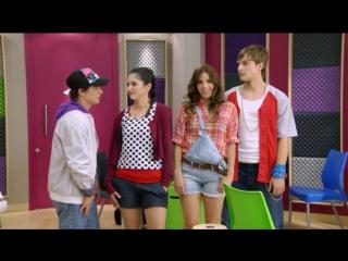 Сериал Disney - Виолетта - 1 сезон 9 серия.