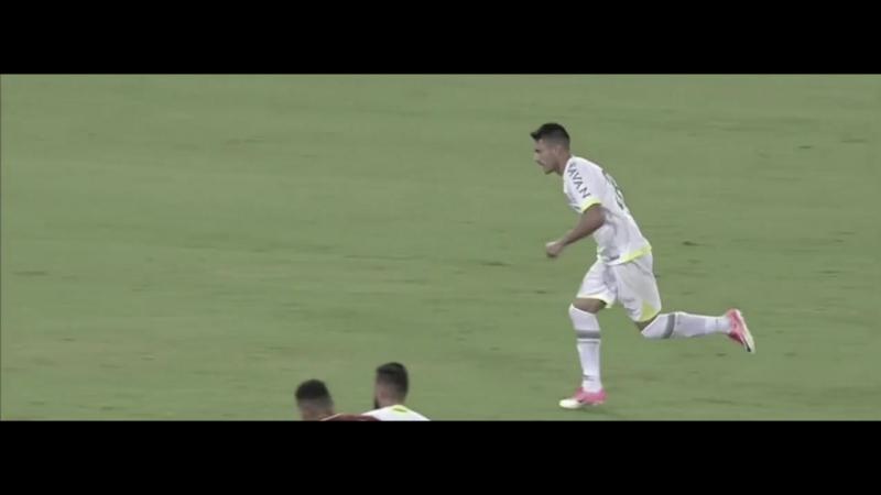 Выживший после авиакатастрофы Алан Рушел забил гол... vp.|prod|
