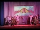 Военная пляска ансамбль народного танца Веретено, руководитель А.В. Барака