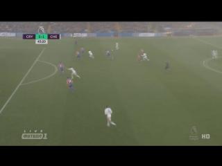 Супер гол Диего Косты в ворота Кристел Пелес | vk.com/footballtopone