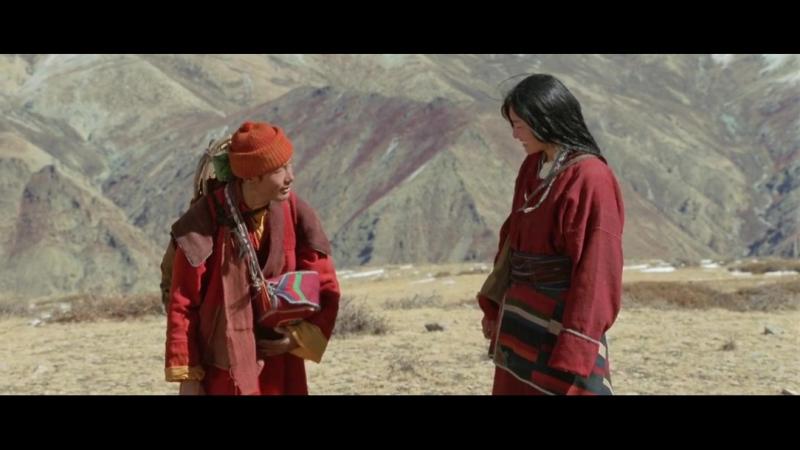 Гималаи Himalaya l'enfance d'un chef 1999 MVO