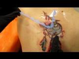 Заживляющая плёнка для тату