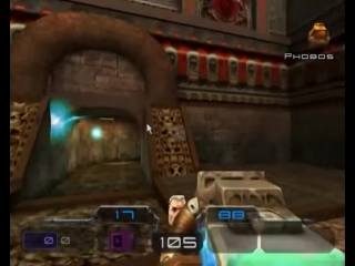 Quake 3 Arena Dreamcast Soundtrack.