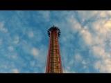 ЖАР-ПТИЦА. Самый высокий в России аттракцион свободного падения - 65 метров!