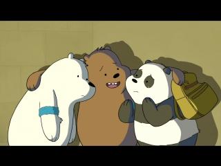 Мы обычные медведи 1 сезон, 1 серия. Наши вещи