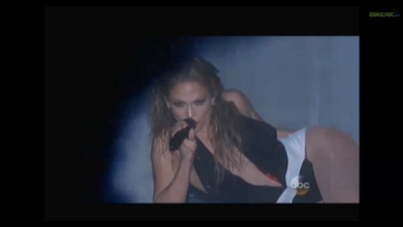 Jennifer Lopez Booty ft Iggy Azalea American Music Awards 23 11 2014 HD