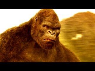 KONG: SKULL ISLAND Movie Clip - Is That A Monkey? (2017) Tom Hiddleston Monster Movie HD