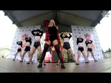 GP Grace - Trick or Treat dance cover by J-Dan-Pro 2 ДЕНЬ VK Fest 2017 (16.07.2017)
