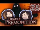 Deadly Premonition: Great Car Wash - PART 28 - Game Grumps