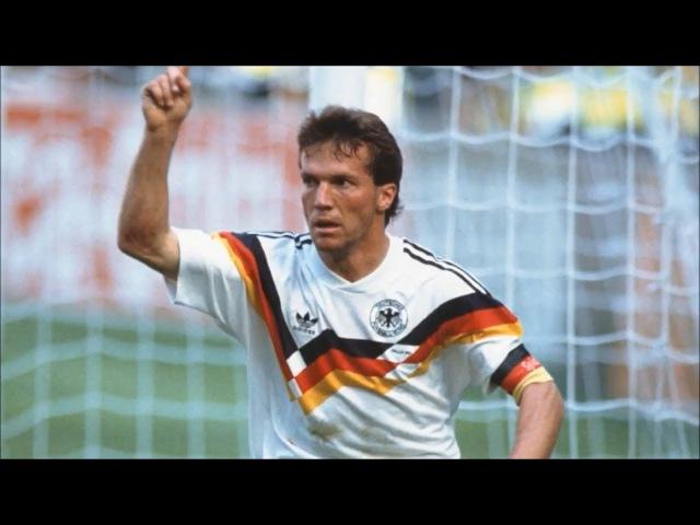 Lothar Matthäus, legends [Goals Skills]