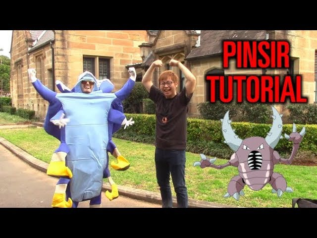 How To Pinsir Like a Skitz Hardstyle Lad (TUTORIAL)