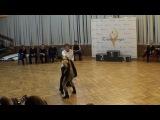 FINAL J&ampJ St&ampCh Slow 1 место 447 Дмитрий Колмогорлов - 265 Екатерина Егорова
