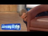 Jeremy Hides From a Geordie! Wey Aye, Man!  The Jeremy Kyle Show