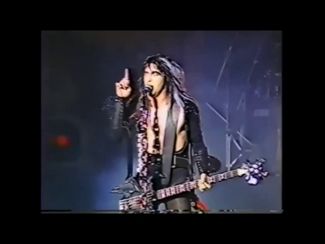 W.A.S.P. - Live at Irvine Meadows [1985 Full Show]