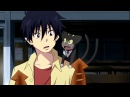 AnimeVideo from Sayko Рин Окумура 奥村 燐 Rin Okumura Аниме Blue Exorcist Синий Экзорцист