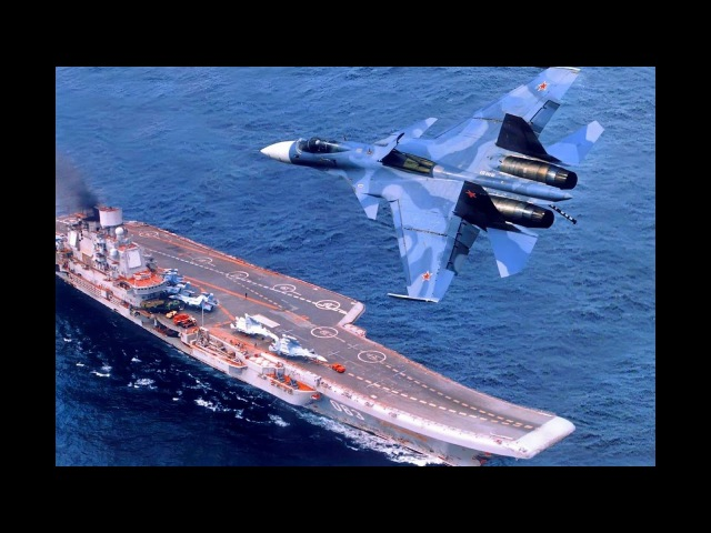 КОШМАР НАТО! ЧЕМ ВООРУЖЁН Адмирал Кузнецов!
