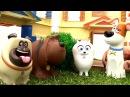 Сборник ВИДЕО для детей. Тайная жизнь домашних животных. Игрушки для детей