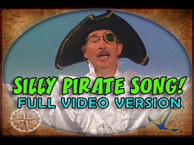 Silly Pirate Song   Brain Breaks   Growing Pattern Song   Educational Songs   Jack Hartmann