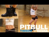 Pitbull ft. Ke$ha - Timber (Dance Tutorial)