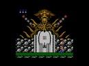 Contra. NES (Famicom). Walkthrough (No Death)