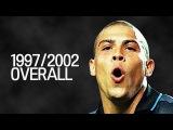 Ronaldo  Inter Milan  19972002 Overall
