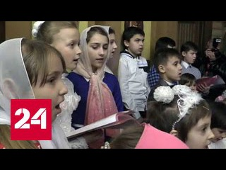 Рождественские богослужения в Донбассе прошли под выстрелы с украинской стороны